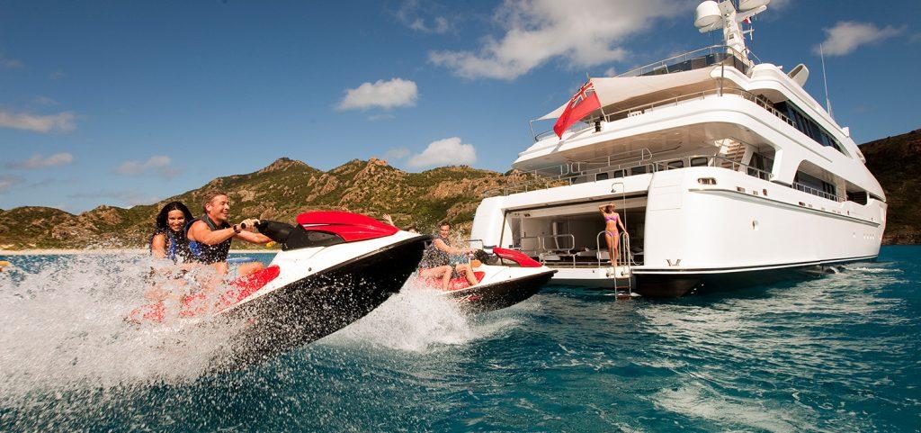 marina del rey charter a yacht