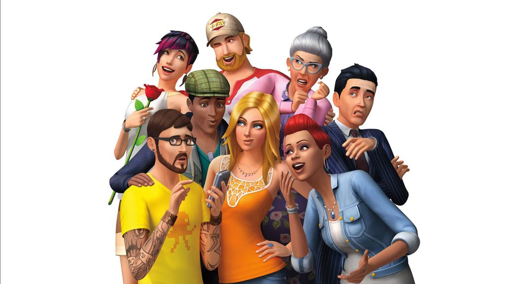 Sims 4 download game